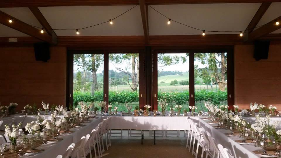 Ferguson Valley Events St Aidans Winery Wedding